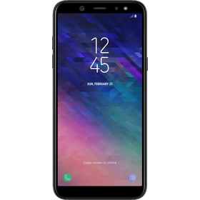 SAMSUNG SM A600 Galaxy A6 Black
