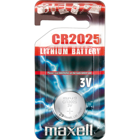 MAXELL CR2025 1BP