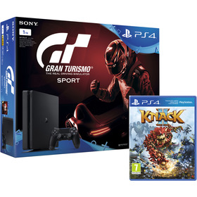 SADA PS4 1TB+Gran Turismo+PS PLUS+K