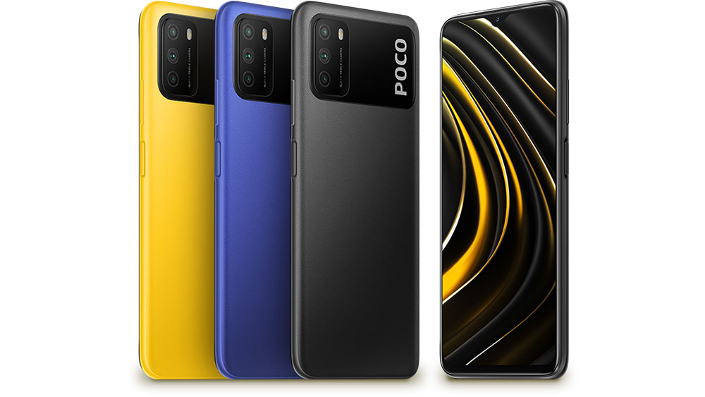 Xiaomi POCO M3 6000 mAh
