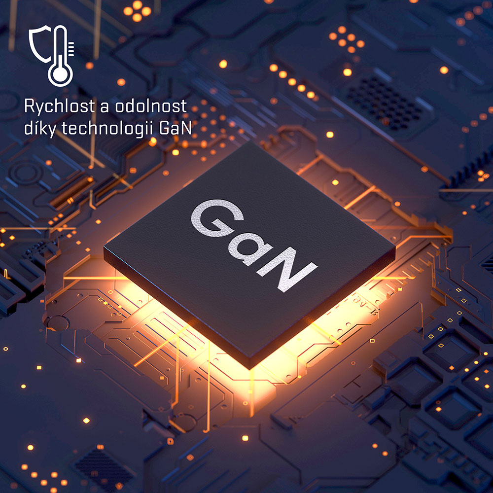 YENKEE YAC 2065 technologie GaN