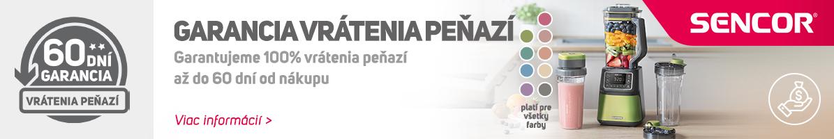 garancia_vrátenia_mixer_SK