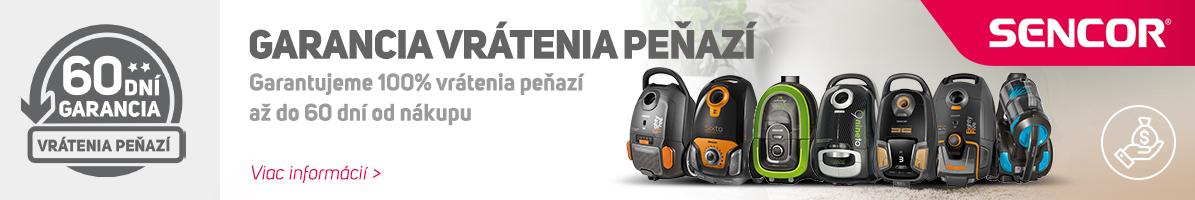 garancia_vrátenia_vysavac_SK