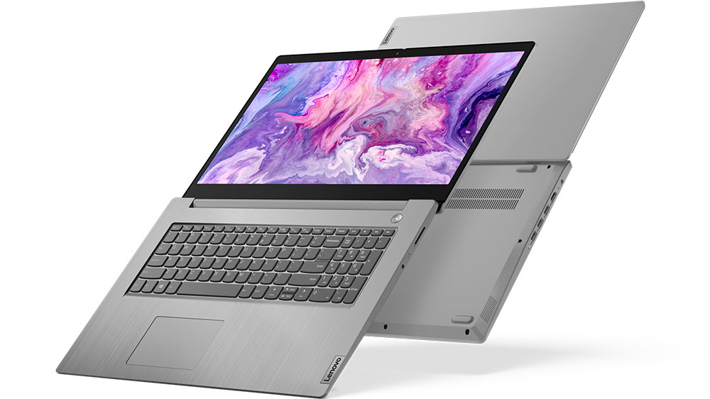 07_IDEAPAD_3_17INCH_IMR_PLATINUM_GREY_NON-BACKLIT-KB_NON-FPR_INTEL_HERO_FRONT_TILTED